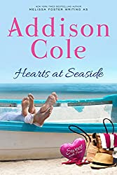 Hearts at Seaside (Sweet with Heat: Seaside Summers Book 3)