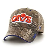 NBA Cleveland Cavaliers '47 Frost MVP Camo Adjustable Hat, One Size Fits Most, Realtree Camouflage