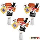 Friends TV Show Centerpieces Sticks Friends