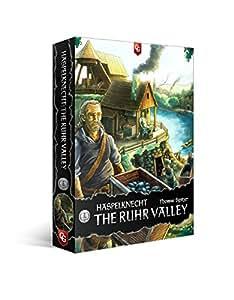 Capstone Games Haspelknecht the Ruhr Valley Board Games