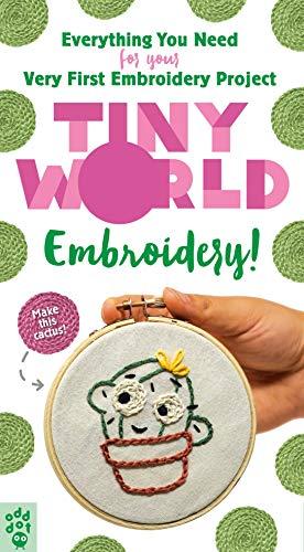 Tiny World: Embroidery! -
