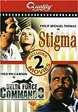 Stigma/Delta Force Commando by Brett Baxter Clark