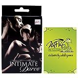 Intimate Dares – Adult Card Game – Bundle – 2 Items