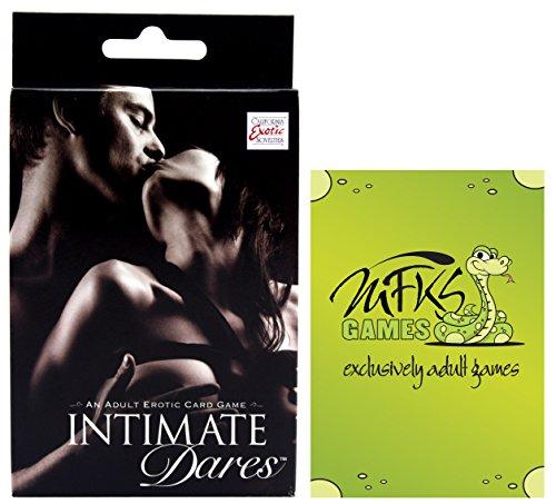 Intimate Dares – Adult Card Game