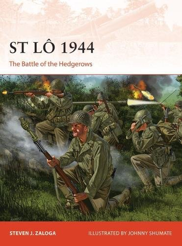 St Lô 1944: The Battle of the Hedgerows (Campaign)