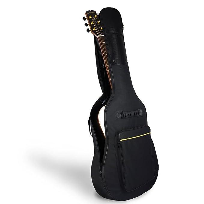 Mopalwin Funda de Guitarra, Estuche para guitarra clásica y acústica 41