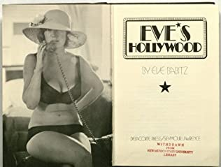 book cover of Eve\'s Hollywood