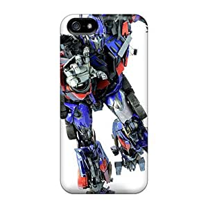 Iphone Case - Tpu Case Protective For Iphone 5/5s- Transformers Hd Wallpaper 80