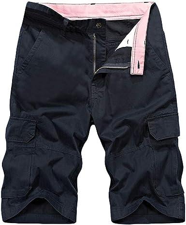 Opaky Pantalones Cortos Verano Para Hombres Aire Libre Color Puro Tallas Grandes Bolsillos Hombre Camuflaje Bermudas Cargo Patalon Cargo Corto Para Hombre Amazon Es Ropa Y Accesorios
