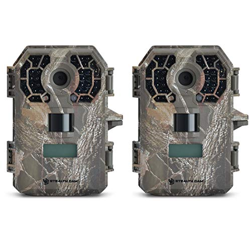 Package Cam (Stealth Cam G42NG No-Glo Trail Game Camera (2- Pack Bundle))