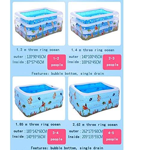 L O I Gonflable Piscine J 1 2m N Bébé Pour G LpGUVSMqz
