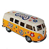 Volkswagen Combi T1Bus 1962 1/32 - Yellow
