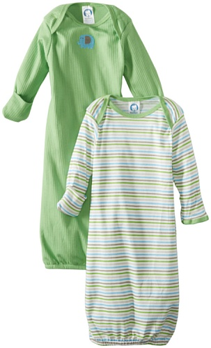 Gerber Baby Boys 2 Pack Gowns