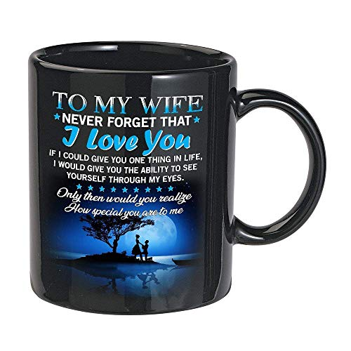Memory gift - Gift For Wife Coffee mug To My Wife - Vanletine's day gift - Anninversary gift - Birthday gift For Wife