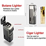 Torch Lighter Cigar Lighter,Butane Lighter,4 Jet