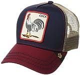 Goorin Bros. Men's Animal Farm Baseball Dad Hat Trucker, Navy, One Size