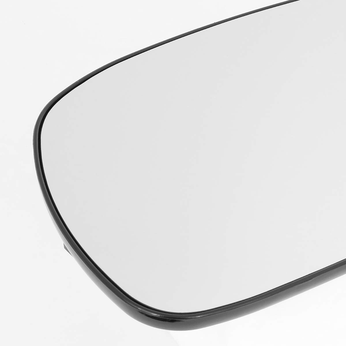 DNA Motoring SMP-057-L Left//Driver Side Door Rear View Mirror Glass Lens w//Heater