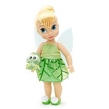 per Disney 38cm Animazione Tinkerbell con bambini Bambola gyY7bf6