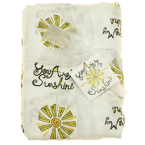 Nicki's Diapers Bamboo Swaddle Blankets - 1 Layer - 45