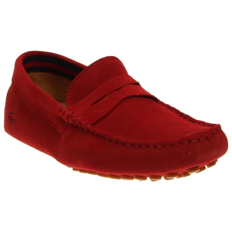 8d44ab62d3f9 Lacoste Men s CONCOURS 116 1 Slip-On Loafer