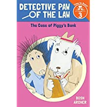 Detective Paw: The Case of Piggy's Bank