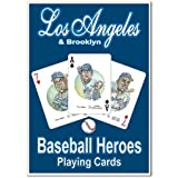 Hero Decks - Los Angeles Dodgers - Playing Cards