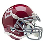 NCAA Alabama Crimson Tide Authentic XP Football Helmet