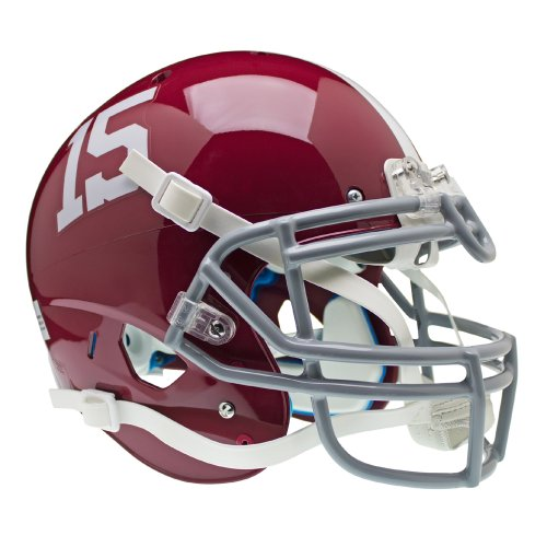NCAA Alabama Crimson Tide Authentic XP Football Helmet by Schutt