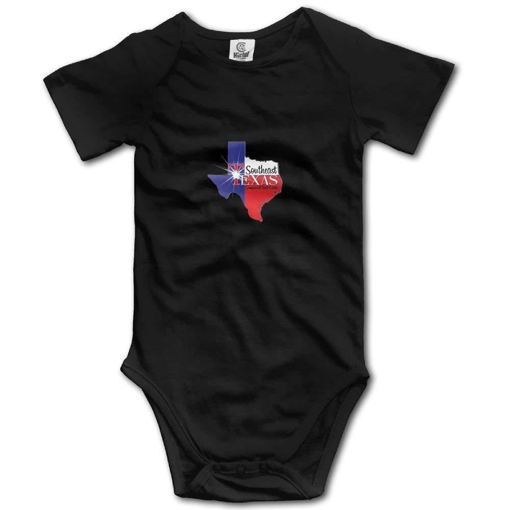 Texas State Flag Custom Summer Baby Onesies Baby Jumpsuits Baby Clothes Baby Outfits Clothing