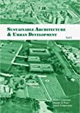Sustainable Architecture and Urban Development, , 9957540025