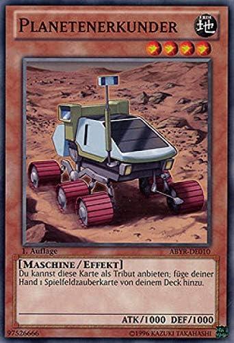 Konami ABYR-DE010 Planetenerkunder