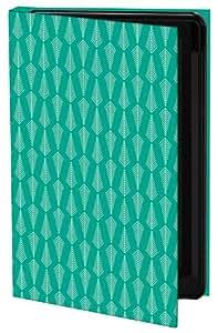 Keka Classic - Funda rígida para Galaxy S4 (diseño con motivos geométricos de Georgina Vasilou, fijación a presión)