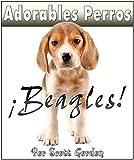 Adorables Perros: ¡Los Beagles! (Spanish Edition)