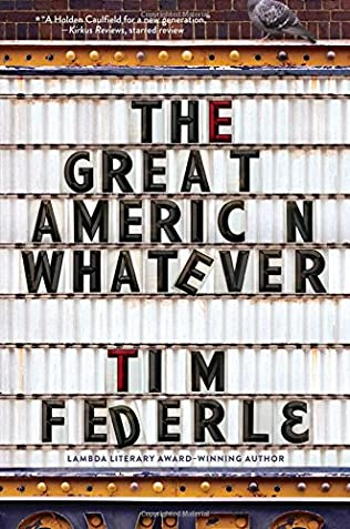 book cover of The Great American Whatever