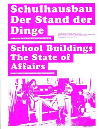 Download School Buildings: Current Developments: The Swiss Contribution in an International Context pdf