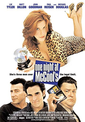 ONE NIGHT AT McCOOL'S 27x40 ORIGINAL D/S MOVIE POSTER