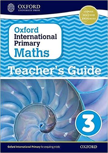 Amazon.com: Oxford International Primary Maths Stage 3: Age 7-8 ...