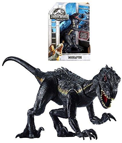 Indoraptor Dinosaur Jurassic World Fallen Kingdom Posable Figure 10  2018