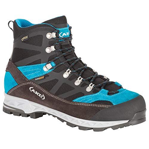 Aku Trekker Pro GTX Walking Boots 9.5 D(M) US Black Turquoise