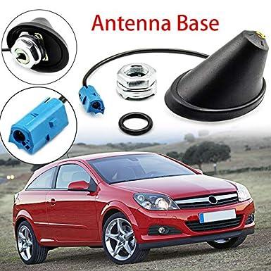 Lin XH - Antena de techo para Opel Astra G H Corsa C D Zafira ...