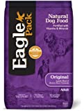 Eagle Pack Natural Dry Dog Food, Lamb & Rice, 30-Pound Bag