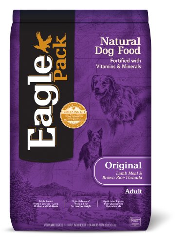 Eagle Pack Natural Dry Dog Food, Lamb & Rice, 30-Pound Bag (Holistic Dog Food compare prices)