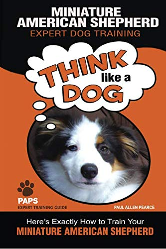 MINIATURE AMERICAN SHEPHERD   Expert Dog Training: for sale  Delivered anywhere in USA