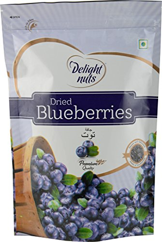 Delight Dried Blueberries, 150g
