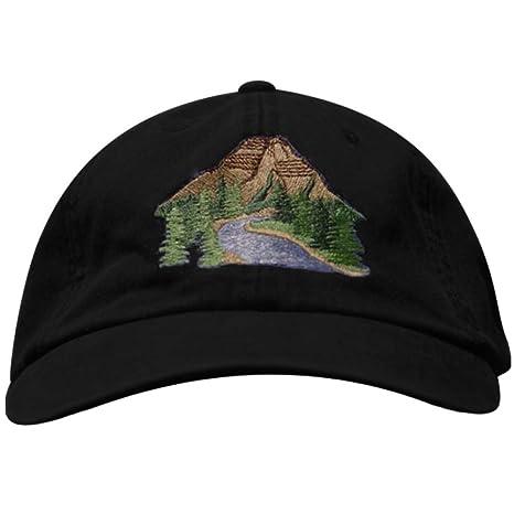 TTXSKX Parque Nacional De Montaña Sombrero Gorras De Béisbol ...