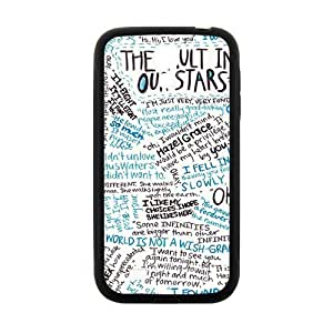 Simple graffitti motto pattern Cell Phone Case for Samsung Galaxy S4