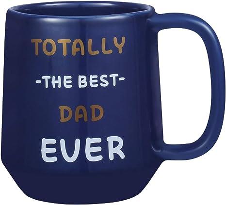 Funny Father France FRENCH DAD Novelty Daddy Gift Idea Ceramic Mug