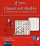 Cliquot voit double A2: Französisch Rätsel mit Inspecteur Cliquot (Compact Lernkrimi Rätselblock)