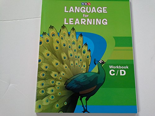 Language for Learning, Workbook C & D (DISTAR LANGUAGE SERIES)