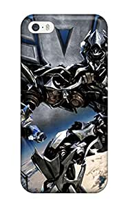 Durable Megatron Back Case Cover For Iphone 5/5s